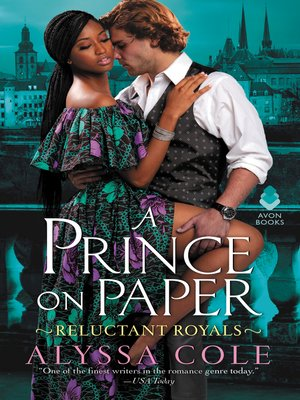 cover image of A Prince on Paper